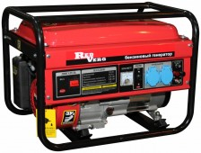 Электро бензо генератор на 2кв