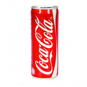 Кока Кола ж/б 0.25л
